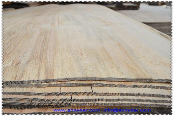 4X8 whole sheet pine veneer for core